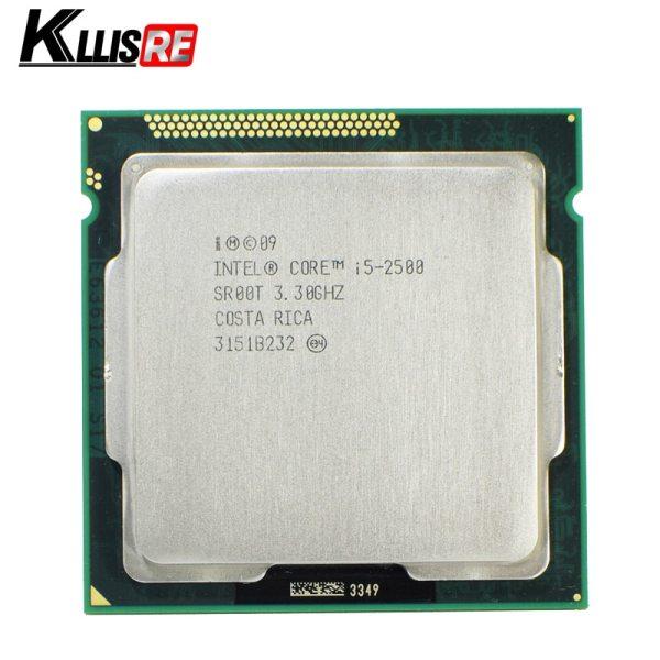 Intel i5 2500 Processor 3 3GHz 6MB L3 Cache Quad Core TDP 95W LGA1155 Desktop CPU Intel i5 2500 Processor 3.3GHz 6MB L3 Cache Quad-Core TDP:95W LGA1155 Desktop CPU