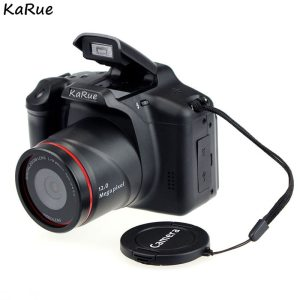 KaRue DC05 Digital Camera 16 Million Pixel Camera Professional SLR Camera 4X Digital Zoom LED Headlamps Innrech Market.com