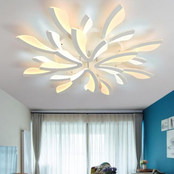 LED Ceiling Lights Dandelion Indoor Ceiling Lamp Modern Simple Post Modern Living Room Bedroom Dining Room 5 LED Ceiling Lights Dandelion Indoor Ceiling Lamp Modern Simple Post-Modern Living Room Bedroom Dining Room Study Room
