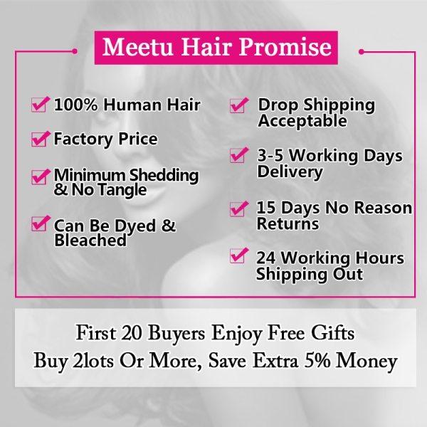 Meetu Malaysian Hair Bundles with Closure Straight Hair Bundles with Closure Natural Human Hair Bundles with 2 Meetu Malaysian Hair Bundles with Closure Straight Hair Bundles with Closure Natural Human Hair Bundles with Closure Non Remy