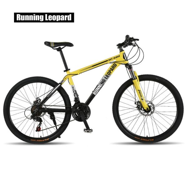 Running Leopard mountain bike bicycle 21 24 speed mountain bike suitable for for men and women 1 Running Leopard mountain bike bicycle 21/24 speed mountain bike suitable for  for men and women students vehicle adultb