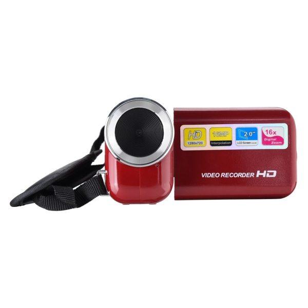2019 Video Camcorder HD 720P Handheld Digital Camera 4x Digital Zoom 2 0 inch 28 3 2019 Video Camcorder HD 720P Handheld Digital Camera 4x Digital Zoom 2.0 inch 28#