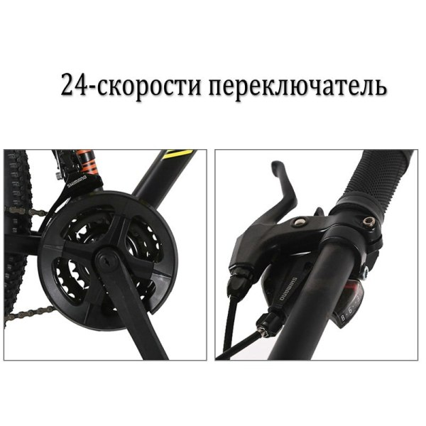 Love Freedom High Quality 29 Inch Mountain Bike 21 24 Speed Aluminum Frame Bicycle Front And 4 Love Freedom High Quality 29 Inch Mountain Bike 21/24 Speed Aluminum Frame Bicycle Front And Rear Mechanical Disc Brake