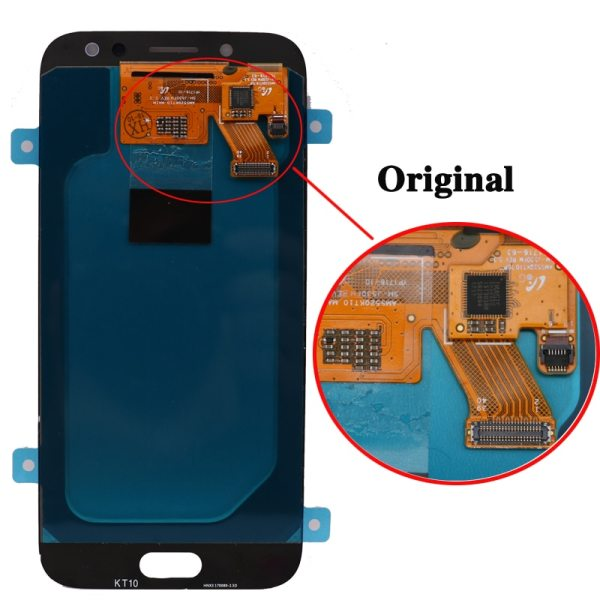100 original SUPER AMOLED 5 2 Replacement Display for SAMSUNG Galaxy J5 2017 J530 J530F Touch 4 100% original SUPER AMOLED 5.2'' Replacement Display for SAMSUNG Galaxy J5 2017 J530 J530F Touch Screen Digitizer Assembly