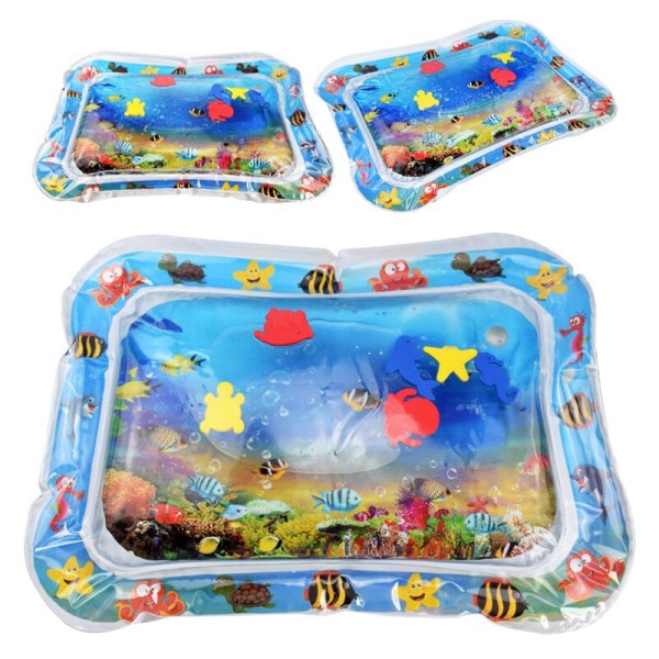 2019 Creative Water Mat Baby Inflatable Patted Pad Baby Inflatable Water Cushion Infant Play Mat Toddler 5 2019 Creative Water Mat Baby Inflatable Patted Pad Baby Inflatable Water Cushion Infant Play Mat Toddler Funny Pat Pad Toys