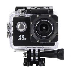 High Quality 4K HD WiFi Camera 30M Waterproof Housing Two Battery Bike Mount Kit 4K video Innrech Market.com
