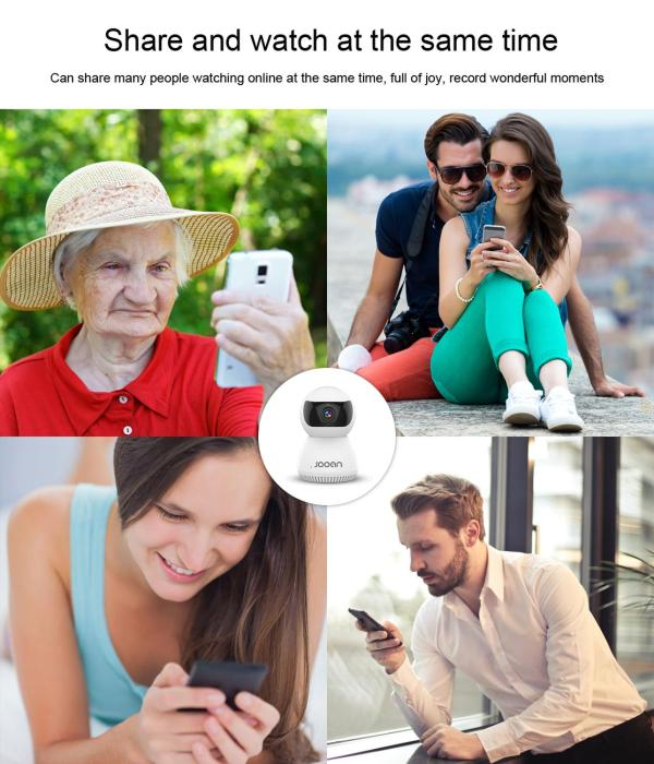 JOOAN IP Camera 1080p Wireless Home Security IP Camera Surveillance Camera Wifi CCTV Camera Baby Monitor 5 JOOAN IP Camera 1080p Wireless Home Security IP Camera Surveillance Camera Wifi  CCTV Camera Baby Monitor with 30days free
