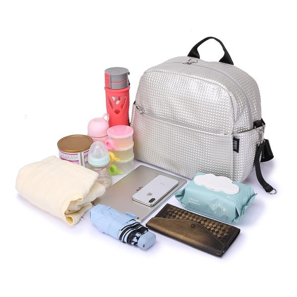 Soboba Mommy Maternity Diaper Bags Solid Fashion Large Capacity Women Nursing Bag for Baby Care Stylish 1 Soboba Mommy Maternity Diaper Bags Solid Fashion Large Capacity Women Nursing Bag for Baby Care Stylish Outdoor Mommy Bags