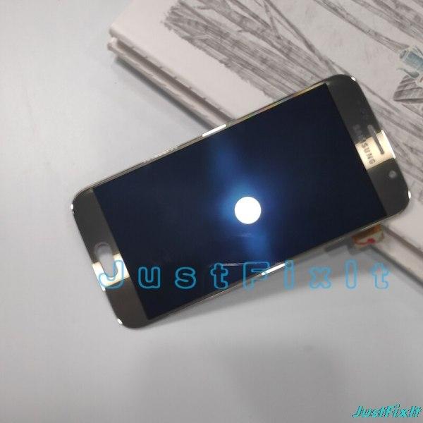100 Original For SAMSUNG GALAXY S6 G920F G920A Burn in shadow LCD Display Touch Screen Digitizer 3 100% Original For SAMSUNG GALAXY S6 G920F G920A Burn-in shadow LCD Display Touch Screen Digitizer  Super Amoled Replacement