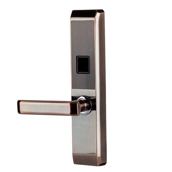 LACHCO 2019 Biometric Fingerprint Electronic Smart Door Lock Code Card Touch Screen Digital Password Lock Key 2 LACHCO 2019 Biometric Fingerprint Electronic Smart Door Lock, Code, Card,Touch Screen Digital Password Lock Key for home Ak18A3F