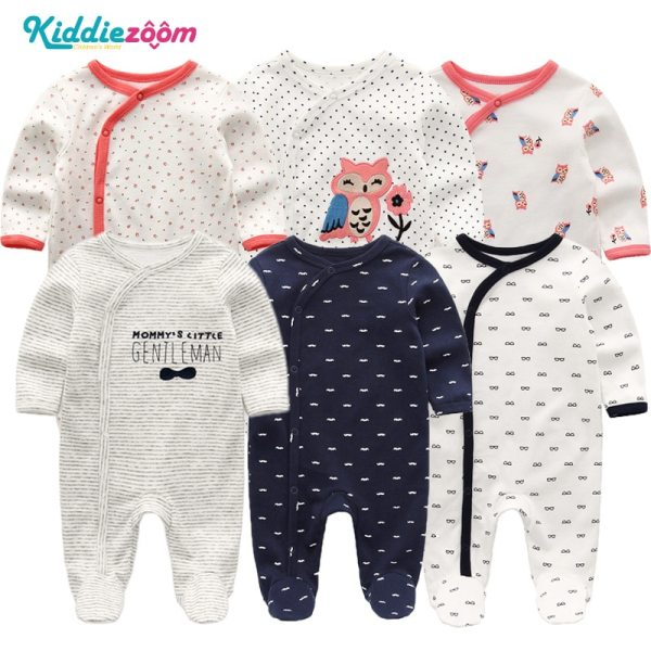 Baby Boy Rompers Infantil Roupa Newborn Girls Clothes 100 Soft Cotton Pajamas Overalls Long Sheeve Baby Baby Boy Rompers Infantil Roupa Newborn Girls Clothes 100% Soft Cotton Pajamas Overalls Long Sheeve Baby Rompers Infant Clothing