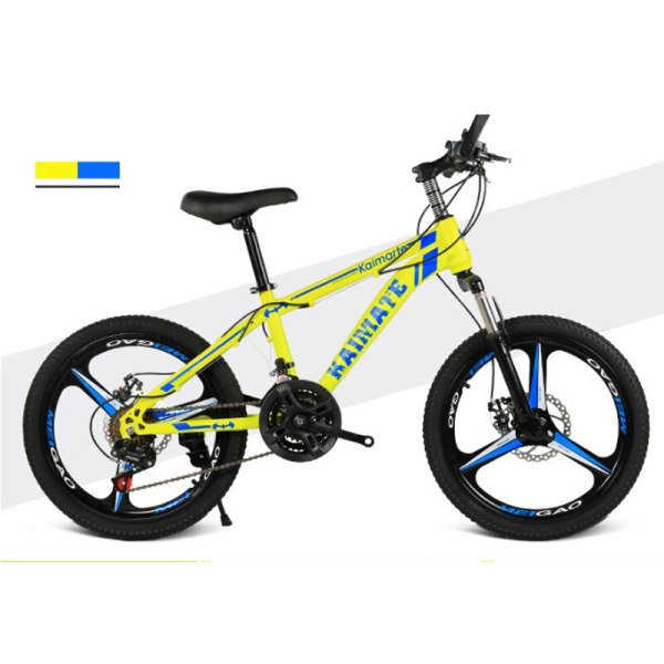 Children s bicycle 20inch 21 speed kids bike Children s variable speed mountain bike Two disc 2 Children's bicycle 20inch 21 speed kids bike Children's variable speed mountain bike Two-disc brake bike various styles bicycle