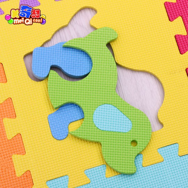 EVA foam puzzlen baby play mat foam play Puzzle mat 18pcs 36pcs lot Interlocking Exercise TilesEach 4 EVA foam puzzlen/baby play mat foam play Puzzle mat / 18pcs/36pcs lot Interlocking Exercise TilesEach 30cmX30cm