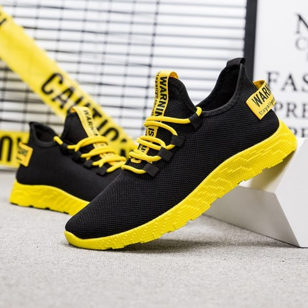 Men Vulcanize Casual Shoes Sneakers Mens Breathable No slip Men 2019 Male Air Mesh Lace Up Men Vulcanize Casual Shoes Sneakers Mens Breathable No-slip Men 2019 Male Air Mesh Lace Up Wear-resistant Shoes Tenis Masculino