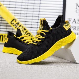 Men Vulcanize Casual Shoes Sneakers Mens Breathable No slip Men 2019 Male Air Mesh Lace Up Innrech Market.com