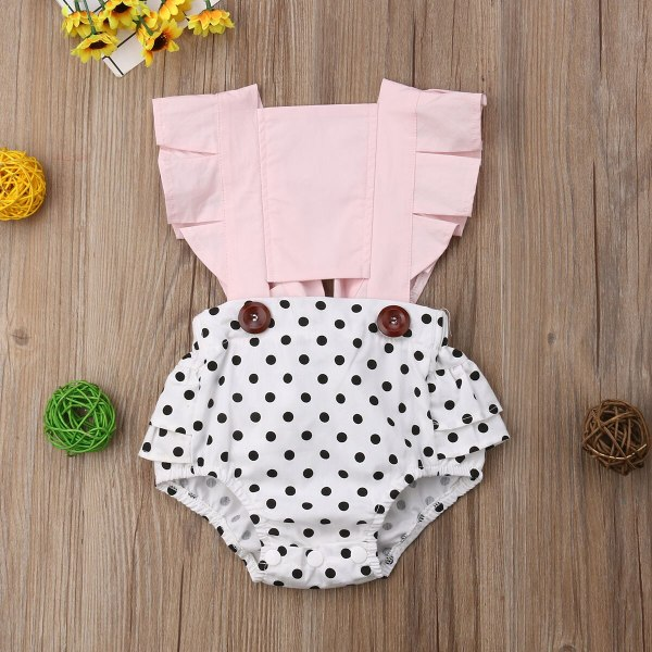 Newborn Infant Baby Girl Clothes Lace Splice Romper Backless Jumpsuit Outfit Sunsuit Baby Clothing 2 Newborn Infant Baby Girl Clothes Lace Splice Romper Backless Jumpsuit Outfit Sunsuit Baby Clothing
