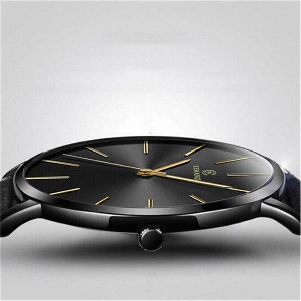 6 5mm Ultra thin Men s Watch 2019 New Fashion Watches Simple Business Men Quartz Watches 6.5mm Ultra-thin Men's Watch 2019 New Fashion Watches Simple Business Men Quartz Watches Male Clock relogio masculino