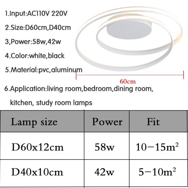 APP control Simple Acrylic Modern Ceiling Lights For Home Living Room Bedroom Kitchen Ceiling Lamp Home 4 APP control Simple Acrylic Modern Ceiling Lights For Home Living Room Bedroom Kitchen Ceiling Lamp Home Lighting Fixtures