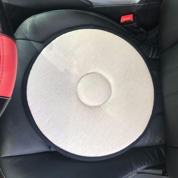 Dropshipping 360 Degree Rotation Cushion Car Seat Foam Mobility Aid Chair Seat Revolving Cushion Swivel Car 2 Dropshipping 360 Degree Rotation Cushion Car Seat Foam Mobility Aid Chair Seat Revolving Cushion Swivel Car Memory Foam Mat