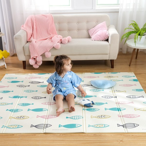 Infant Shining Baby Play Mat Xpe Puzzle Children s Mat Thickened Tapete Infantil Baby Room Crawling 2 Infant Shining Baby Play Mat Xpe Puzzle Children's Mat Thickened Tapete Infantil Baby Room Crawling Pad Folding Mat Baby Carpet