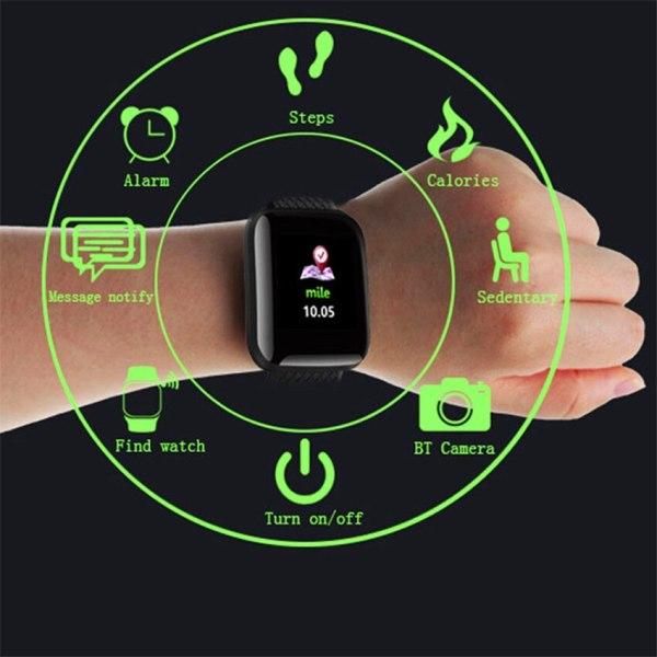 Smart Wristband Heart Rate Monitor Smart Fitness Bracelet Blood Pressure Waterproof IP67 Fitness Tracker Watch For 2 Smart Wristband Heart Rate Monitor Smart Fitness Bracelet Blood Pressure Waterproof IP67 Fitness Tracker Watch For Women Men