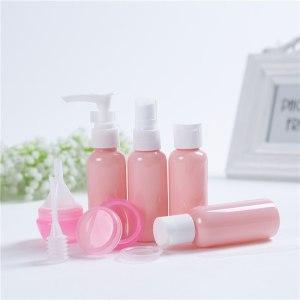 9PCS Creative Travel Portable Bottle Set for travel home accessories bathroom soap dispenser hand sanitize shower Innrech Market.com