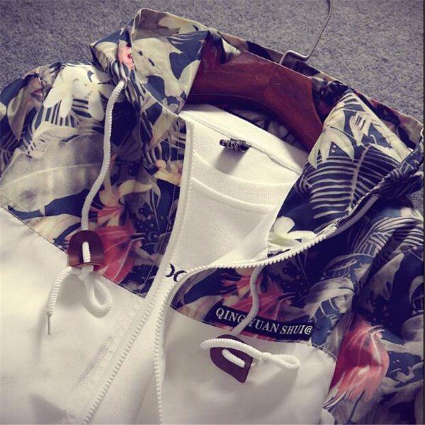 Floral Bomber Jacket Men Hip Hop Slim Fit Flowers Pilot Bomber Jacket Coat Men s Hooded 4 Floral Bomber Jacket Men Hip Hop Slim Fit Flowers Pilot Bomber Jacket Coat Men's Hooded Jackets Plus Size 4XL ,