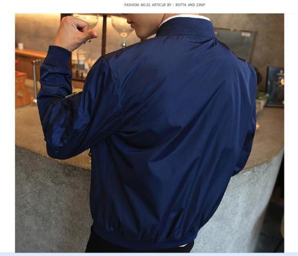 Grandwish Fashion Men Bomber Jacket Hip Hop Patch Designs Slim Fit Pilot Bomber Jacket Coat Men 2 Grandwish Fashion Men Bomber Jacket Hip Hop Patch Designs Slim Fit Pilot Bomber Jacket Coat Men Jackets Plus Size 4XL,PA573
