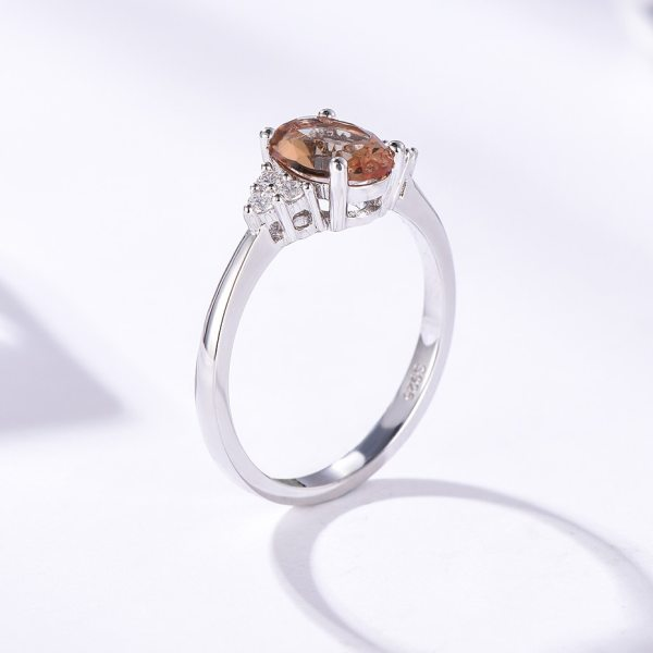 Kuololit Diaspore Zultanite Gemstone Ring for Women Solid 925 Sterling Silver Color Change Ring for Wedding 3 Kuololit Diaspore Zultanite Gemstone Ring for Women Solid 925 Sterling Silver Color Change Ring for Wedding Engagement Jewelry