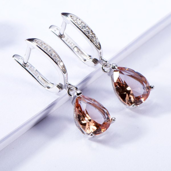 Kuololit Zultanite Gemstone Clip Earrings for Women Solid 925 Sterling Silver Created Color Change Earrings Wedding 1 Kuololit Zultanite Gemstone Clip Earrings for Women Solid 925 Sterling Silver Created Color Change Earrings Wedding Fine Jewelry