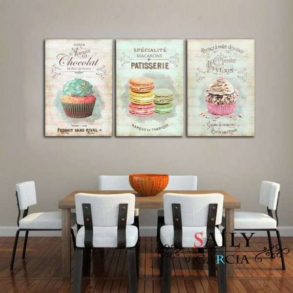 Nordic Decoration Home Posters Kitchen Restaurant Dessert Bread Canvas Painting Wall Art Picture For Living Room 1 Nordic Decoration Home Posters Kitchen Restaurant Dessert Bread Canvas Painting Wall Art Picture For Living Room Decor No Framed
