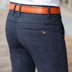 HCYX Brand 2019 four season Classic High quality Men s Casual Pants Trousers Men Casual Pants Innrech Market.com