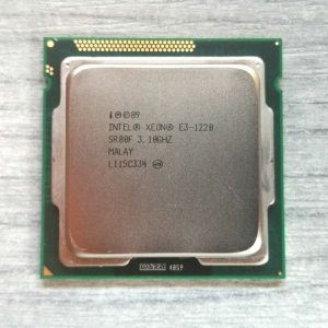 Intel Xeon E3 1220 3 1GHz 5 GT s Quad Core CPU Processor SR00F LGA1155 Innrech Market.com