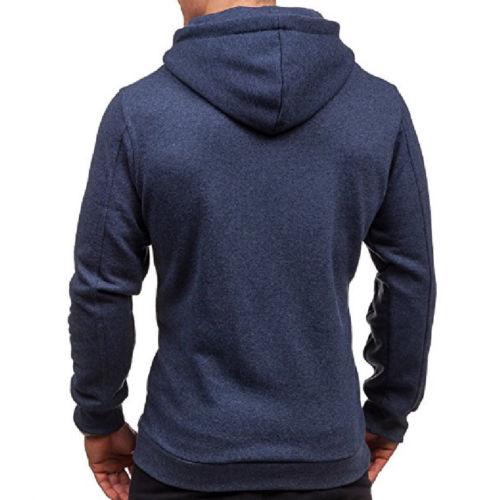 Men s Solid Zip Up Hoodies Classic Modis Winter Hoodies Sweatshirt Jacket Coat Tops Long Sleeve 2 Men's Solid Zip Up Hoodies Classic Modis Winter Hoodies Sweatshirt Jacket Coat Tops Long Sleeve Casual Male Hoodies