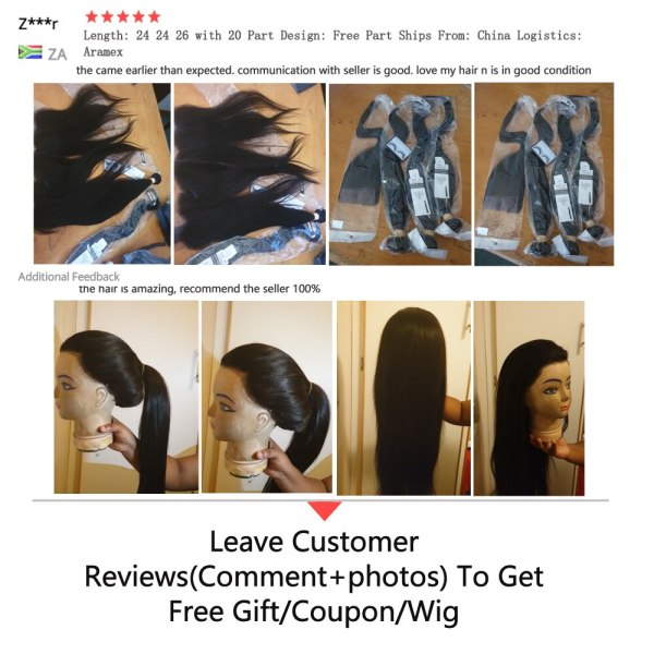 3 Bundles With Frontal Brazilian Straight Human Hair Weave Bundles With Closure Lace Frontal Non Remy 4 3 Bundles With Frontal Brazilian Straight Human Hair Weave Bundles With Closure Lace Frontal Non Remy Hair Fashion Queen