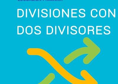 Divisiones con dos divisores