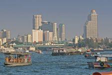 Bangkok, Thailandia, quartiere di China Town