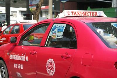 taxi - thailandia