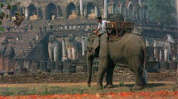 storia della thailandia - antichi templi