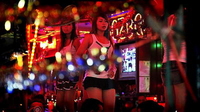 bangla road - patong beach - phuket - thailandia