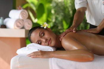 Arte del massaggio thai