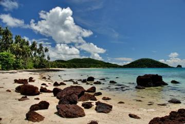 vacanze a koh mak - veduta spiaggia