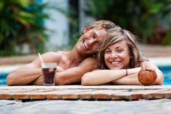 Coppia felice - prenotazioni invviaggithailandia.com