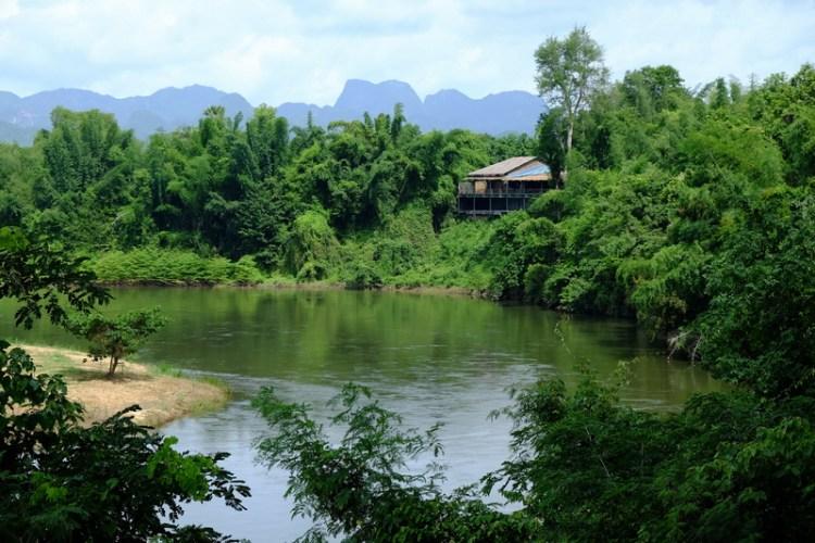 Paesaggi del Nord della Thailandia
