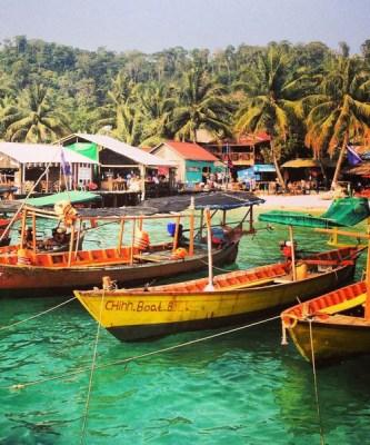 Visita Sihanoukville con il Tour Operator InnViaggi