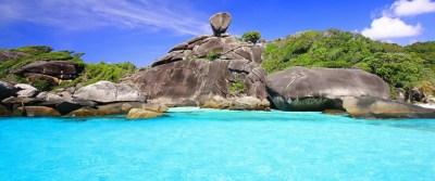 parco marino nazionale isole similan - Khao Lak - thailandia
