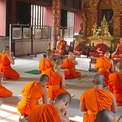 Vieni a scoprire la profonda spiritualità, attraverso un tour da Chiang Mai a Bangkok.
