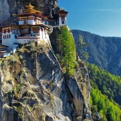 Il Nido della Tigre in Bhutan