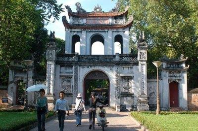 tempio letteratura hanoi