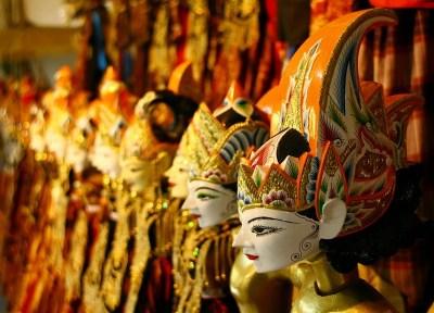 Artigianato indonesiano